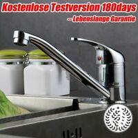 Wasserhahn Waschtischarmatur Bad Mischbatterie Hochdruck Küchenmischer