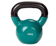 Kettlebell Ju-Sports 12 kg, Vinyl, NEU, KETTLE-BELL, Kettelbell - Kugelhantel