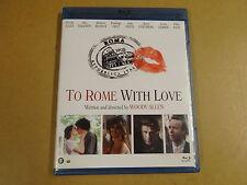 BLU-RAY / TO ROME WITH LOVE ( WOODY ALLEN, ALEC BALDWIN, PENELOPE CRUZ... )