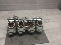 83-84 1983 Yamaha XJ750R oem carburetor carbs