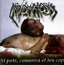MIXOMATOSIS Si Pots, Conserva El Teu Cap CD