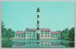 New Holland North Carolina~Mattamuskeet Lodge~Wildlife Refuge~Vintage PC