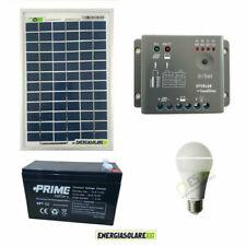 Cellules photovoltaïque et kits  pour l'alimentation solaire