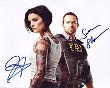 Jaimie Alexander & Sullivan Stapleton Signed Autograph 8x10 Blindspot Photograph