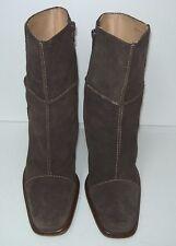 Worthington Brown Suede Women Boots Size 7.5 M