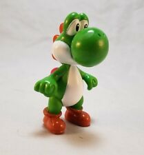 "2007 Yoshi 2.25"" Mini Series 1 PVC Action Figure Figurine Super Mario Brothers"