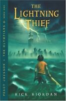 Complete Set Series - Lot of 5 Percy Jackson & Olympians books by Rick Riordan