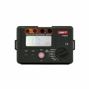 UT501/502A 511-513 5000V Insulation Resistance Meter Ground Tester Megohmmeter