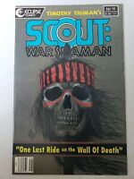 SCOUT: WAR SHAMAN #16 (1989) ECLIPSE COMICS TIMOTHY TRUMAN ART! FINAL ISSUE! NM