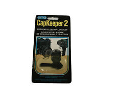 Camera lens cap strap accessory Sima Capkeeper 2 universal new
