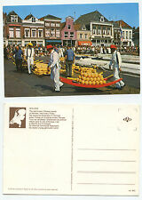 18421 - Alkmaar - Käsemarkt - Kaasmarkt - alte Ansichtskarte