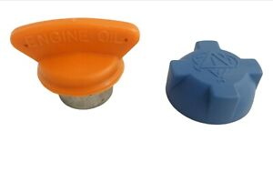 TVR CHIMAERA V8 Griffith   oil cap and  water cap new pair