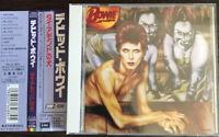 David Bowie = Diamond Dogs CD EMI Japan TOCP 6208 OBI '96 Rare 2 bonus
