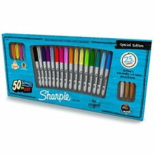 Sharpie 1926406 Permanent Marker Special Edition Pack, Fine Point - Pack of 23,