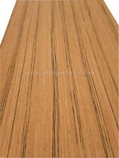 Teak Holz Furnier / Holz Furnier Blatt