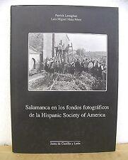 Salamanca en los fondos fotograficos de la Hispanic Society of America HB/DJ