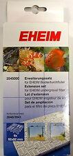 Placas De Extensión De Filtro Eheim Gravilla 3545000