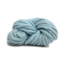 Hot Chunky Wool Yarn Super Soft Bulky Arm Knitting Wool Roving Crocheting DIY