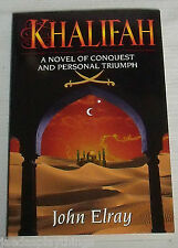 KHALIFAH By John Elray SIGNED Autographed Book Paperback Literature & Fiction