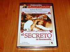 EL SECRETO DE EMMANUELLE Francis Leroi & Sylvia Kristel English/español DVD R2