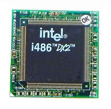 Intel i486-50 DX2 208-Pin CPU SX920 SB80486DX2-50