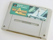 THE LEGEND OF ZELDA Triforce Ver 1.2 Super Famicom Cartridge Only sfc