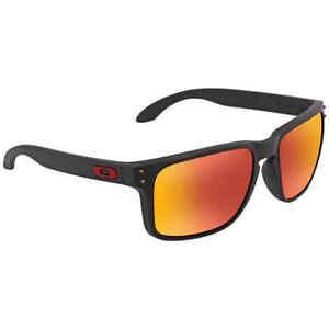 Oakley Holbrook XL Prizm Ruby Square Men's Sunglasses 0OO9417 941704 59