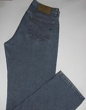 CALVIN KLEIN Womens Classic 5 Pocket Button Fly Boyfriend Jeans Cotton Sz 9