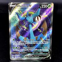 Dhelmise V - SWSH Sword & Shield 187/202 - Full Art Ultra Rare Pokemon Card