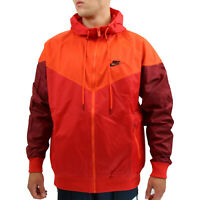 Nike Sportswear Windrunner Windbreaker Rot Jacke Herren AR2191 658