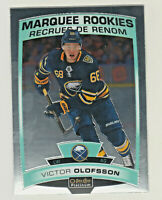 2019-20 OPC Platinum MARQUEE ROOKIES VICTOR OLOFSSON RC Rookie Buffalo Sabres