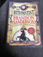 The Rithmatist by Brandon Sanderson (2014, Paperback)