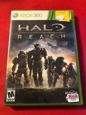 Halo: Reach (Microsoft Xbox 360, 2010) (CIB) (GD)