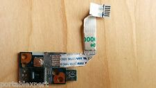Toshiba Satellite A500 Power Button Board W/Cable LS-4992P