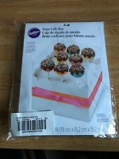 Wilton Pops Gift Box X 3  Display Party Celebrations New