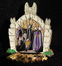 Evil Queen Maleficent Old Hag Villains Jail Scene Japan Disney Store LE5000 Pin