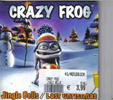 Crazy Frog-Jingle Bells cd single