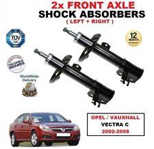 pour Opel OPEL VECTRA C 2002-2008 AVANT GAUCHE + DROIT Amortisseurs SET