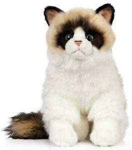 Living Nature Ragdoll Cat Soft Toy