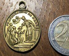 SUPERBE MÉDAILLE RELIGIEUSE SOUVENIR DU JUBILÉ 1826 (136)