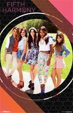 2014 Fifth Harmony Posh Poster Print New 22x34 Fast Free Shipping