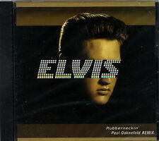 """ELVIS PRESLEY  """"RUBBERNECKIN' - PAUL OAKENFOLD REMIX 12"""" EXTENDED""""  +2  LISTEN!"""