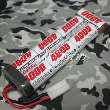 Firefox 8.4V 4000mAh Ni-MH Large Type Rechargeable Battery for AEG RC