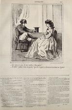 Cham Le Charivari Marquise Vicomte Gräfin Graf bottes Stiefel Mode Kleid Frisur