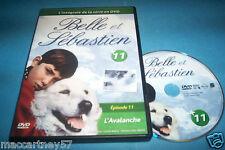 DVD BELLE ET SEBASTIEN EPISODE NO 11 SERIE TV ANNEE 60