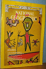 NATIONAL GEOGRAPHIC JUNE 1977 MEXICO;MAINE;LOCHNESS;BLUEBIRD;SO AFRICA;MTST MICH