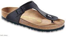 Birkenstock 0043691 Nerosandali Uomo Man Sandals Nero 46