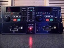 Denon DM-M2300R MiniDisc Recorder Beschreibung lesen