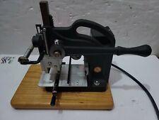 Kingsley M-101 Hot Foil Stamping Embossing Machine .