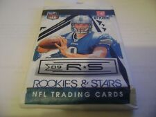 2009 Panini Rookies and stars Game Used or Auto HOT PACK.